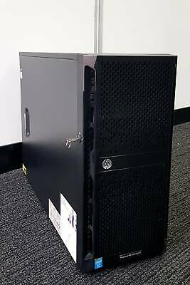HPE PROLIANT ML150 GEN9 1X CPU E5-2620V3 @ 2.4GHz 16GB DDR4 RAM