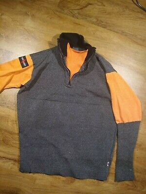 Tuff-N-Lite Cut Resistant safety shirt Keel Pullover w/ Thumb holes Size XL