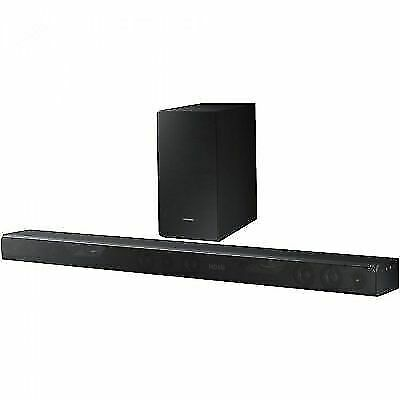 SAMSUNG HW-K850/ZA 3.1 Channel Dolby Atmos Wireless Soundbar - Black