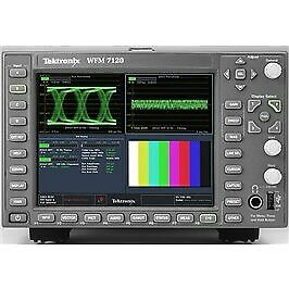 Tektronix WFM7120  Waveform Monitor with options SD HD CPS AD.