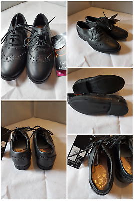 F and F Girls Lead School Shoes BNWT various sizes