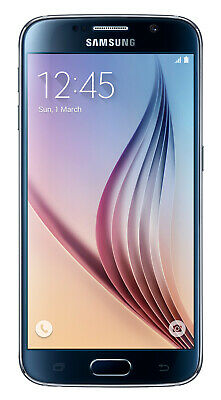 Samsung Galaxy S6 32GB Black Android Smartphone ohne Vertrag