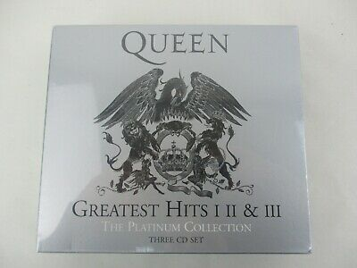 Queen Greatest Hits I II III The Platinum Collection