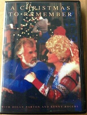 Dolly Parton And Kenny Rogers - A Christmas To Remember [1984 Dvd]