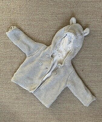 Marks And Spencer Baby Jacket 3-6 Months Unisex (girls & Boys)