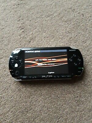 Sony PSP 1000 Playstation Portable