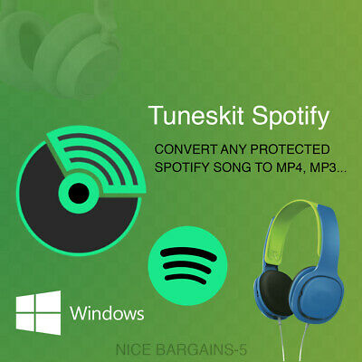 TunesKit Music Converter For Spotify Win. Official Download Lifetime License key