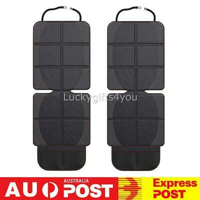 Extra Large- Car Baby Child Seat Protector Cover Cushion Anti-Slip Waterproof AU