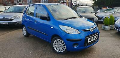 2009 Hyundai i10 1.2 Classic*Very Low Mileage*Road Tax Only £30*Spare Key