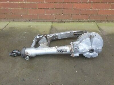 Honda NT650V Deauville 98 Swing Arm Diff Drive Shaft Joint Knuckle and Bolts