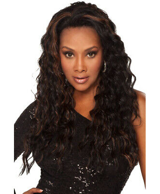 Pure Stretch Cap Syn Augusta V Deep Lace Front Wig