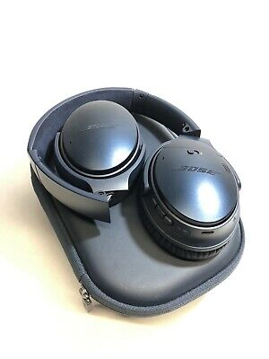 Bose QuietComfort QC35 II Bluetooth Noise Cancelling Headphones - Midnight Blue