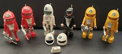 MULTI-LISTING Playmobil System City Western Playmo Space Action Figures