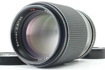 [EXC+++++] Contax Carl Zeiss Sonnar T* 135mm f/2.8 MF Lens MMJ From JAPAN #0017