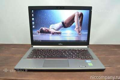 Portatil Fujitsu E743.Intel I5/8 Ram/500 Hdd/Webcam/ Usb 3.0/Hdmi/Sd/Luz/Sim.ok