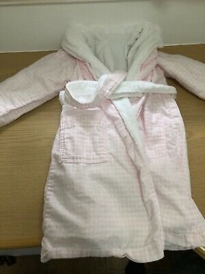 The little white company dressing gown 2 in 1 in VGC