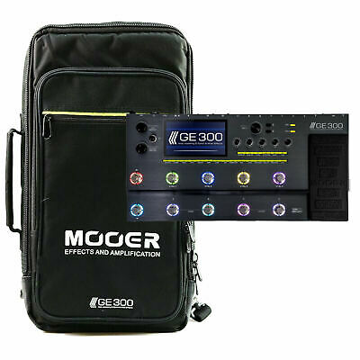 Mooer SC-300 Soft Carry Case Bag For Mooer GE300 Guitar Multi Effects Pedal New