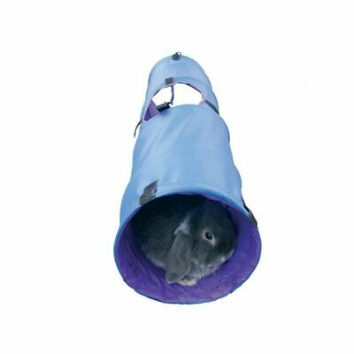Rabbit Activity Tunnel Guinea Pigs Rats Hideaway Keep Pet Entertained And Safe
