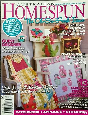 Homespun Magazine No 81