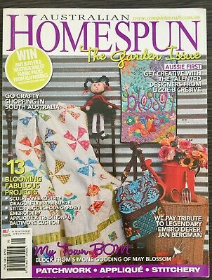 Homespun Magazine No 99