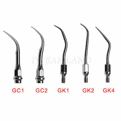 5 Types Dental Scaling Tip For KAVO SONICFLEX Airscaler Handpiece GK1/2/4 IT