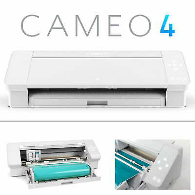 Silhouette Cameo 4 Coupe Traceur Blanc