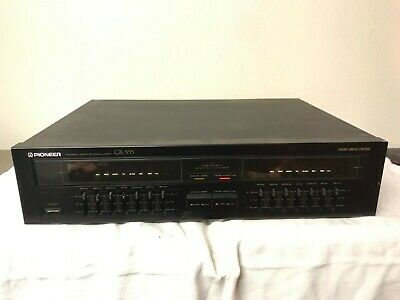 Pioneer GR-555 Stereo Graphic Equalizer