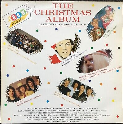 Now Thats What I Call Music - The Christmas Album - Vinyl Album