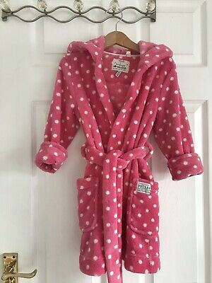 Joules dressing gown age 2