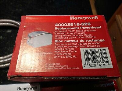 Honeywell V8043 5000 SERIES VALVE