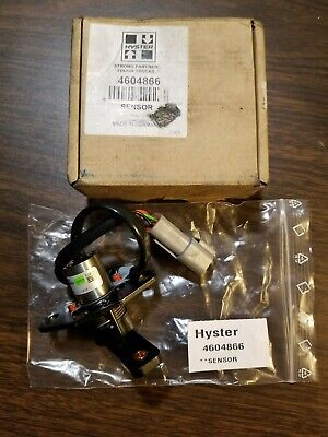New! Oem Hyster 4604866 Inching Sensor Hy4604866