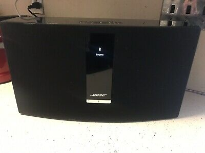 Bose SoundTouch 30 Series III Wireless Music System- Black W Remote Bluetooth!!