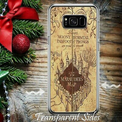 Harry Potter Marauders Map PHONE CASE COVER for Samsung models