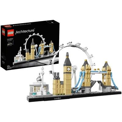 LEGO Architecture London (21034) Missing Manual