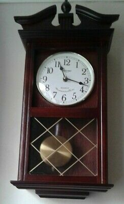 Westminster Chime Wall Clock  Quartz