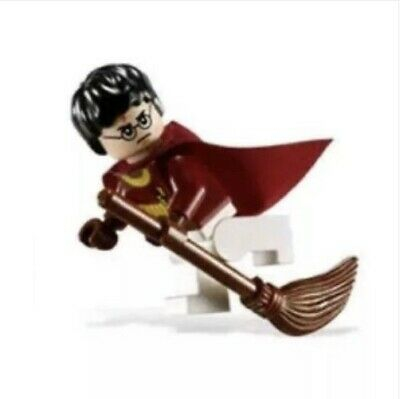 G3 - Harry Potter Quidditch - Custom Minifigure Gashapon LEGO - Nuovo in Blister