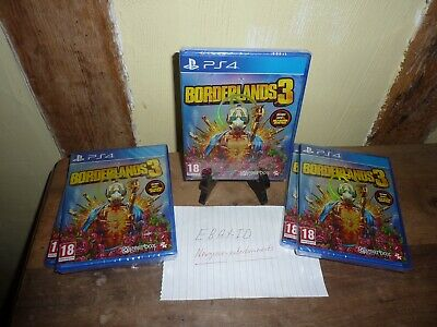 Borderlands 3 Sony PS4 Brand New Sealed