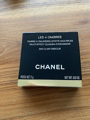 Chanel 4 Ombres Clair Obscur 308