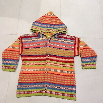 Oilily Designer Girls Knitted Sprite Cardigan Gorgeous!age5-6