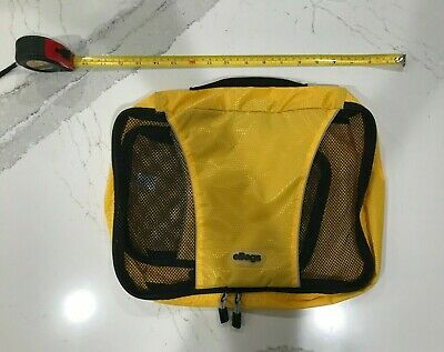 Yellow eBags Classic Packing Cubes - 2pc Set 16 NEVER USED
