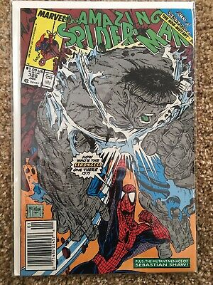 Amazing Spider-Man #328 (Jan, Marvel) Newsstand Comic