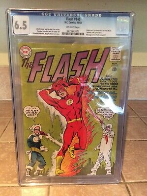 Flash 140 (Origin and 1st appearance of Heatwave) CGC 6.5