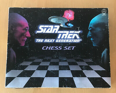 Star Trek Chess Set The Next Generation