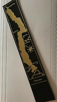 Leather bookmark. Ulswater. One image.