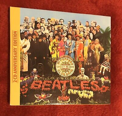 The Beatles - Sgt. Pepper's Lonely Hearts Club Band - 2CD Anniversary Edition