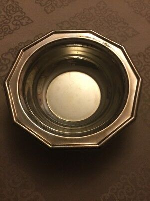"The Sheffield Silver Co. Silver Plated ""Century"" Bowl Made in USA"