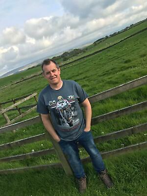 John McGuinness **NEW** `TT 2019` Team Tee Shirts..XMAS SPECIAL ......