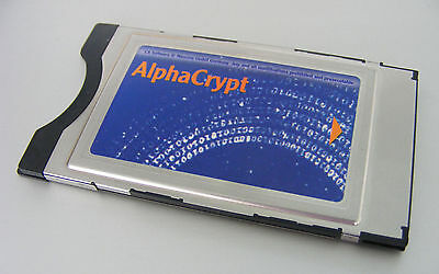 AlphaCrypt CI CI+ Modul CLASSIC mit One4All SUPER-SOFTWARE!