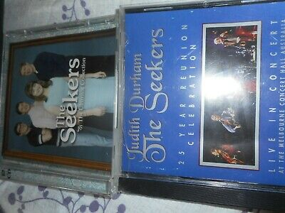 The Seekers Collection-25 Year Collection Cds X 2