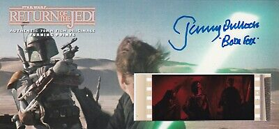 Return of the Jedi - Turning Points Ed 70MM Film Cell Cards #7484 (Autographed)